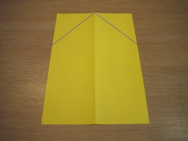 How to make a paper aeroplane: The Dart 3