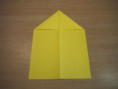How to make a paper aeroplane: The Dart 3a