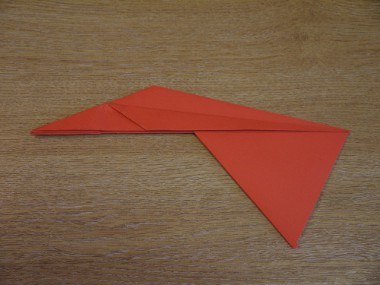 Paper Aeroplanes: The Piranha - Step 10a