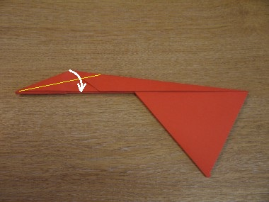 Paper Aeroplanes: The Piranha - Step 12