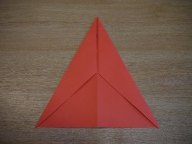 Paper Aeroplanes: The Piranha - Step 6a