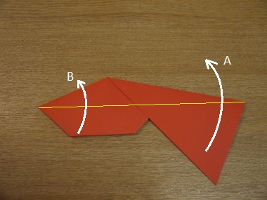 Paper Aeroplanes: The Spyder - Step 10