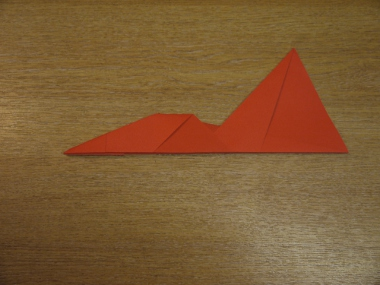 Paper Aeroplanes: The Spyder - Step 14a