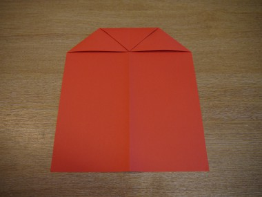 Paper Aeroplanes: The Spyder - Step 4a