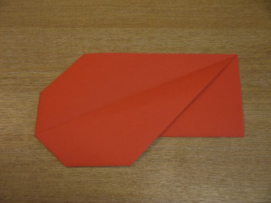 Paper Aeroplanes: The Spyder - Step 6a