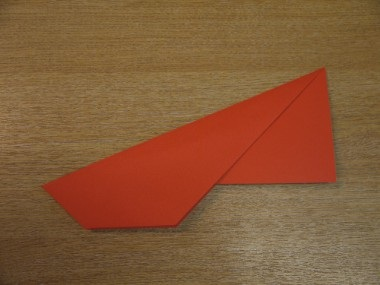 Paper Aeroplanes: The Spyder - Step 7