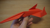 Secret Paper Aeroplanes - How to make splendid paper airplanes